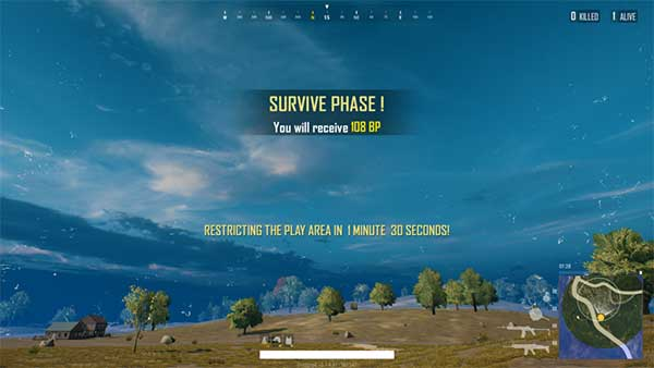 BP Reward Display