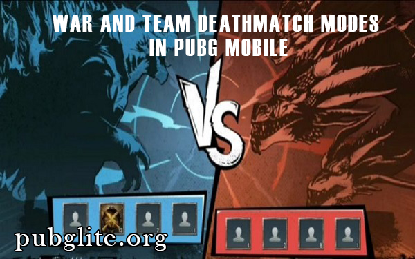 The Differences Between War And Team Deathmatch Modes In