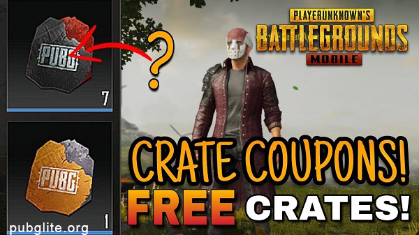 Crate coupons