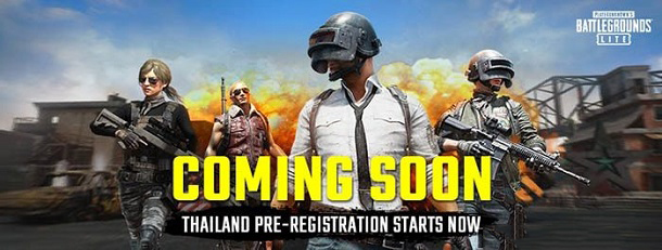 PUBG Lite Will Be Available Globally