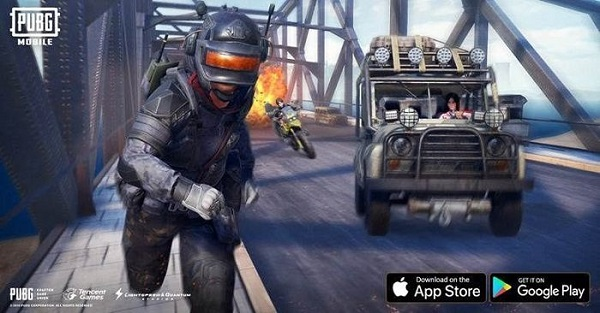 PUBG Mobile: Bridge Camping & the tactic to destroy it
