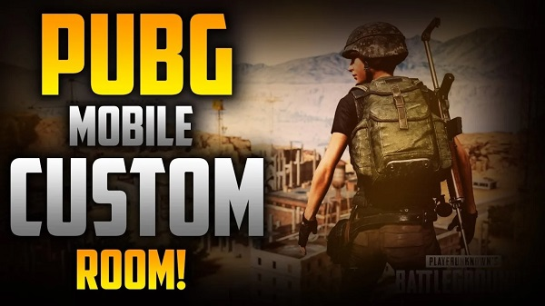 PUBG Mobile Custom Room