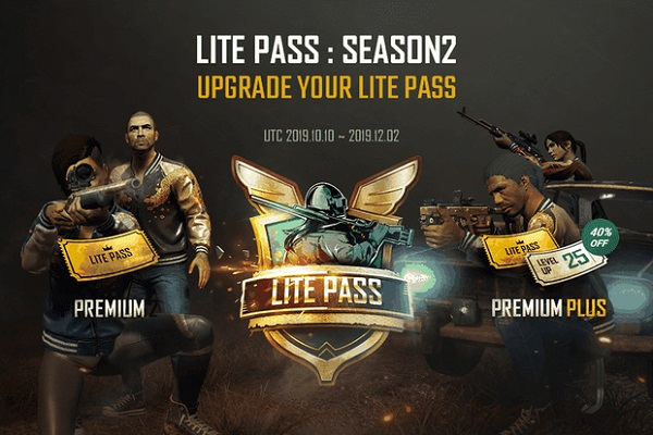 Lite Pass: Season 2